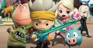 Media Create Top 50 Snack World Trejarers Gold