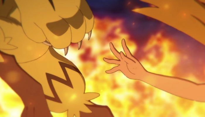 Pokémon the Movie: Minna no Monogatari – Japanese Zeraora Trailer (Short Version)