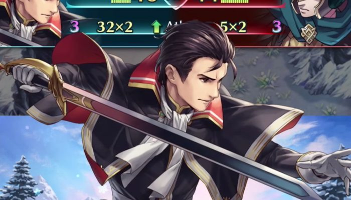 Fire Emblem Heroes – New Heroes (World of Thracia) Trailer