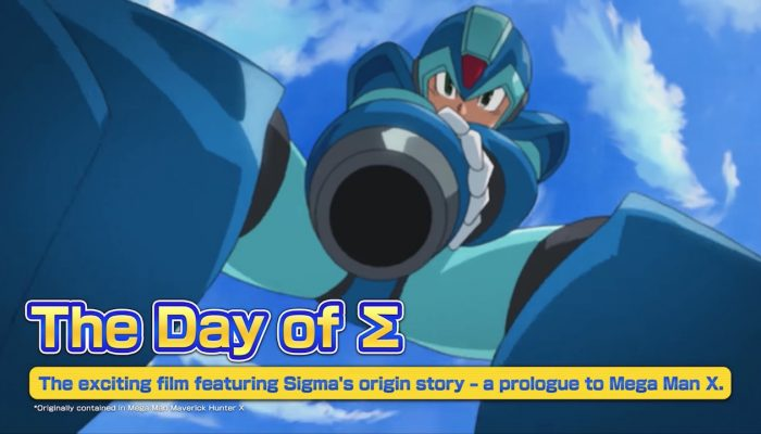 Mega Man X Legacy Collection 1 & 2 – Announcement Trailer