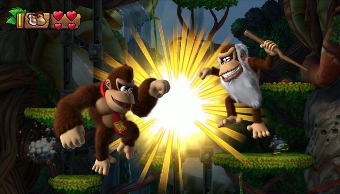 Donkey Kong Country: Tropical Freeze – Meet the Kongs: Donkey Kong
