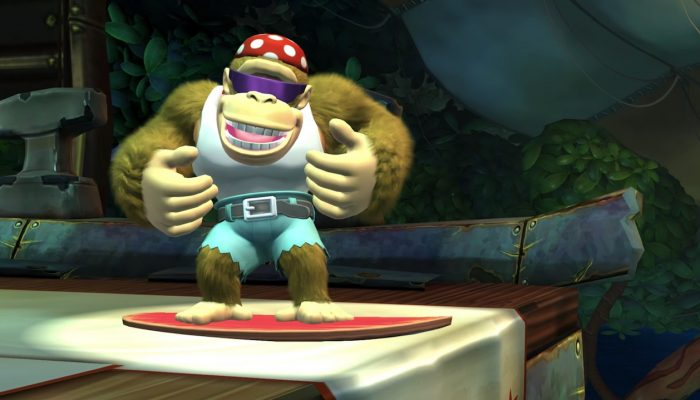 Donkey Kong Country: Tropical Freeze – Meet the Kongs: Funky Kong