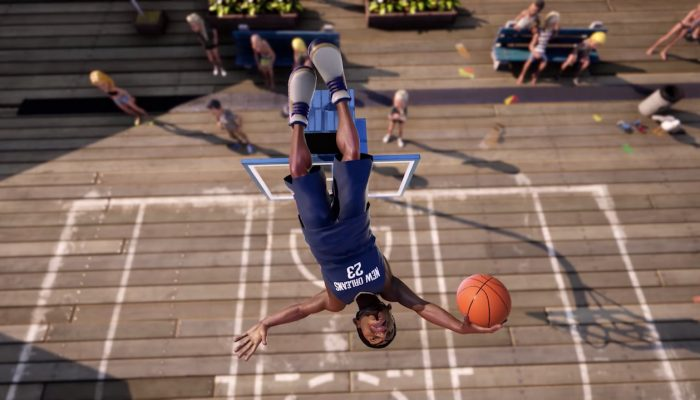 NBA Playgrounds 2 – Announcement Trailer