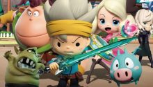 Media Create Top 20 Snack World Trejarers Gold