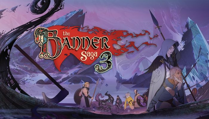 The Banner Saga 1, 2 and 3 coming to Nintendo Switch