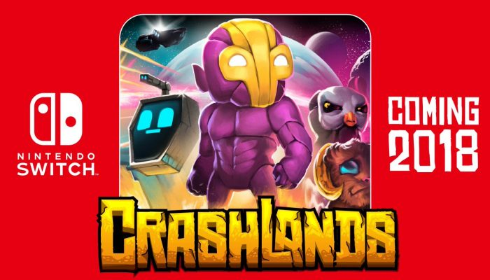 Crashlands coming to Nintendo Switch