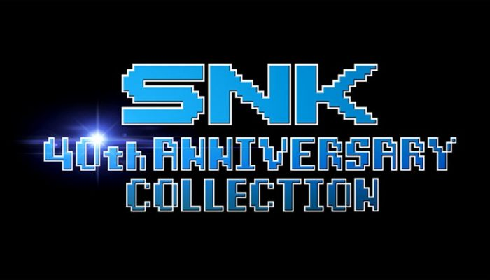 SNK 40th Anniversary Collection announced for Nintendo Switch
