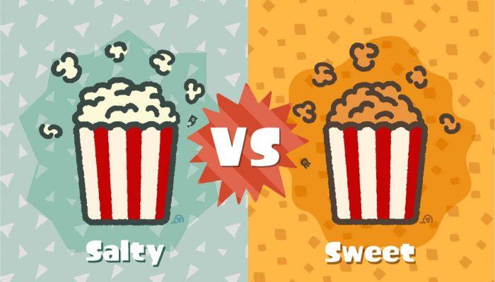Salty vs. Sweet Splatfest announced for Europe in Splatoon 2