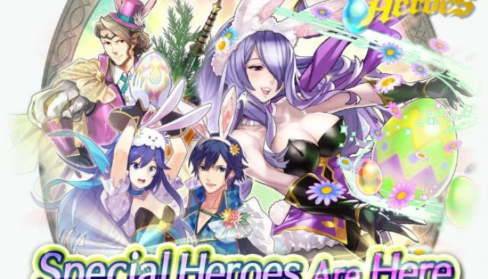 Spring 2017 Special Heroes back in Fire Emblem Heroes summoning event