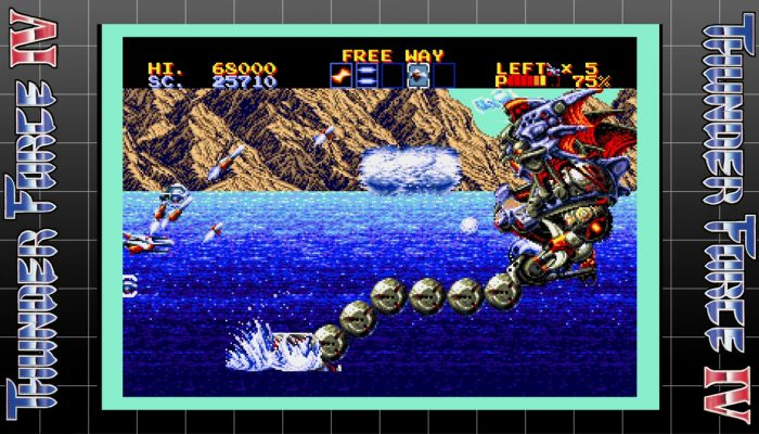 SEGA Ages announced for Nintendo Switch