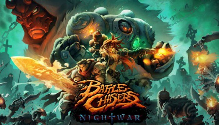 Battle Chasers Nightwar coming to Nintendo Switch on May 15
