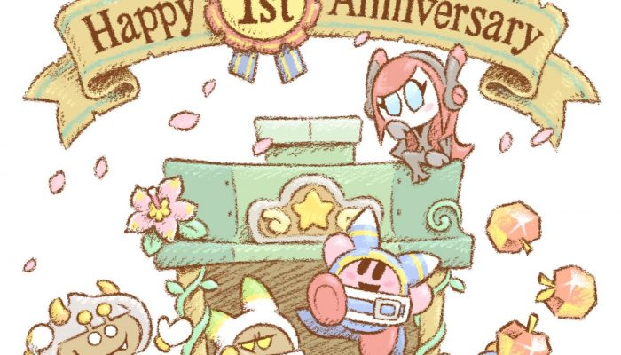 Team Kirby Clash Deluxe celebrates its first-year anniversary