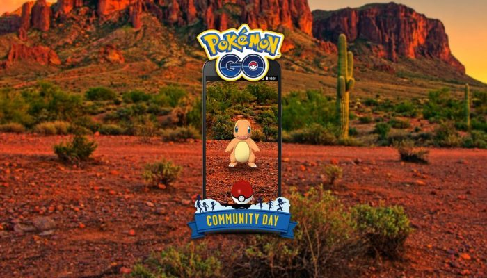 Charmander headlines May's Pokémon Go Community Day