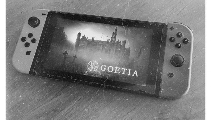 Goetia coming to Nintendo Switch