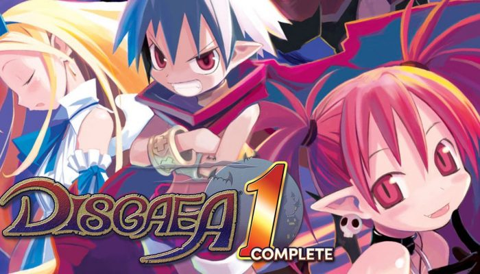 Disgaea 1 Complete announced for Nintendo Switch