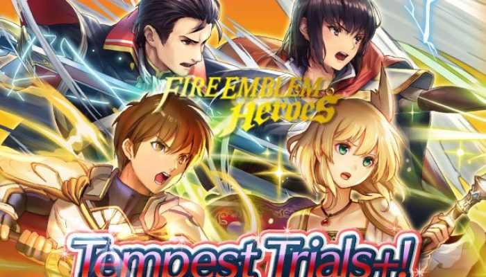 Tempest Trials+ Thunder's Fist in Fire Emblem Heroes