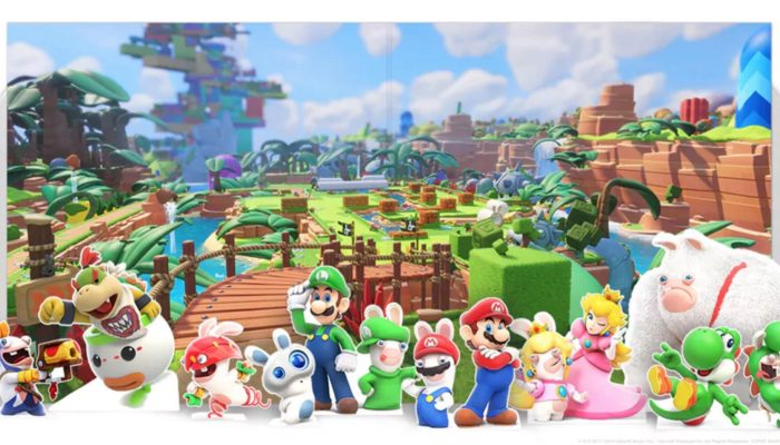 Ubisoft: 'Mario + Rabbids Kingdom Battle Soundtrack Coming To Vinyl'
