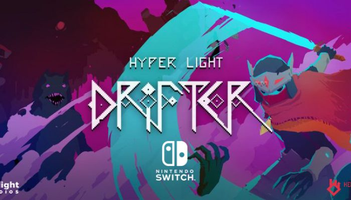 Abylight: 'Hyper Light Drifter on Nintendo Switch!'