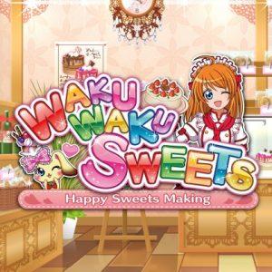 Nintendo eShop Downloads Europe Waku Waku Streets Happy Sweets Making
