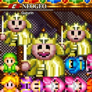 Nintendo eShop Downloads Europe ACA NeoGeo Gururin