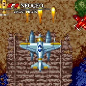 Nintendo eShop Downloads Europe ACA NeoGeo Ghost Pilots