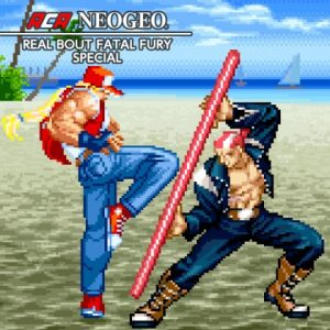 Nintendo eShop Downloads Europe ACA NeoGeo Real Bout Fatal Fury Special