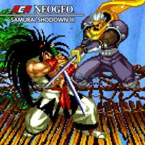 Nintendo eShop Downloads Europe ACA NeoGeo Samurai Shodown III