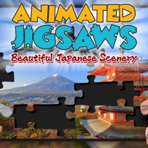 Nintendo eShop Downloads Europe Animated Jigsaws Beautiful Japanese Scenery