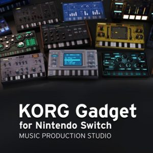 Nintendo eShop Downloads Europe KORG Gadget for Nintendo Switch