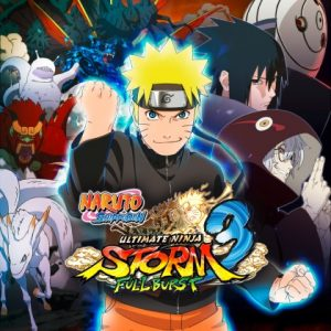 Nintendo eShop Downloads Europe Naruto Shippuden Ultimate Ninja Storm 3 Full Burst HD