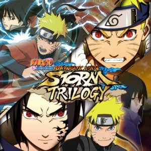 Nintendo eShop Downloads Europe Naruto Shippuden Ultimate Ninja Storm Trilogy