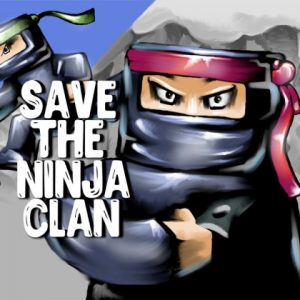 Nintendo eShop Downloads Europe Save the Ninja Clan