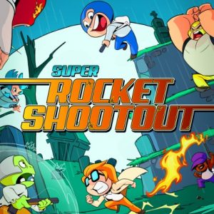 Nintendo eShop Downloads Europe Super Rocket Shootout
