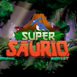Nintendo eShop Downloads Europe Super Saurio Fly