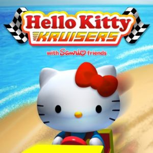 Nintendo eShop Downloads Europe Hello Kitty Kruisers With Sanrio Friends