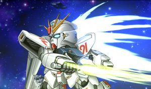 Media Create Top 50 Super Robot Taisen X