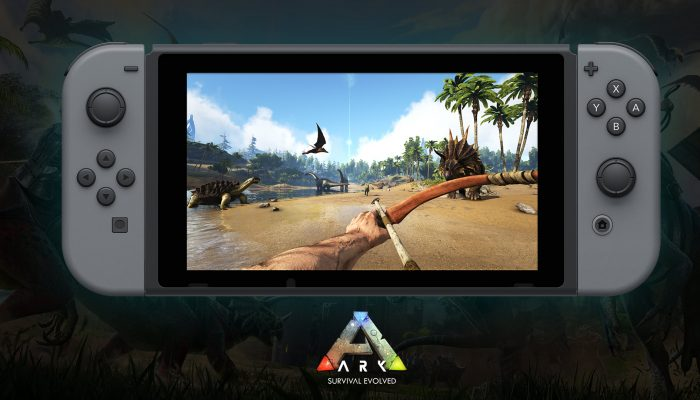 ARK: 'ARK: Survival Evolved Coming To The Nintendo Switch'