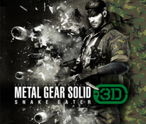 Nintendo eShop Sale Metal Gear Solid Snake Eater 3D
