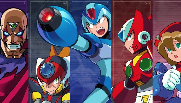 Capcom: 'Mega Man X Legacy Collection 1 and 2 launch July 24th'