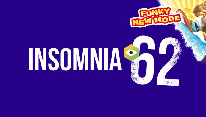 Nintendo UK: 'Join us and get funky at Insomnia62'