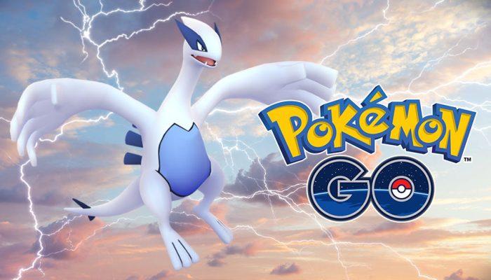 Niantic: 'Legendary Pokémon Lugia Soars Back into Raid Battles in Pokémon Go'