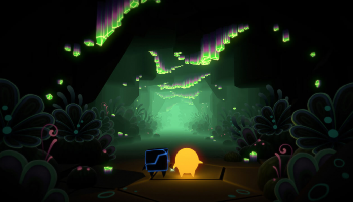 Nintendo UK: 'Interview: Helping a fallen star find its way home in Pode'