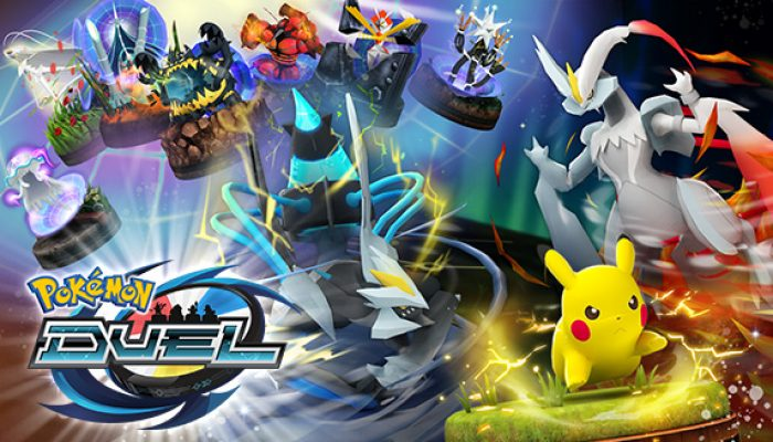 Pokémon: 'Get in Form for Pokémon Duels'