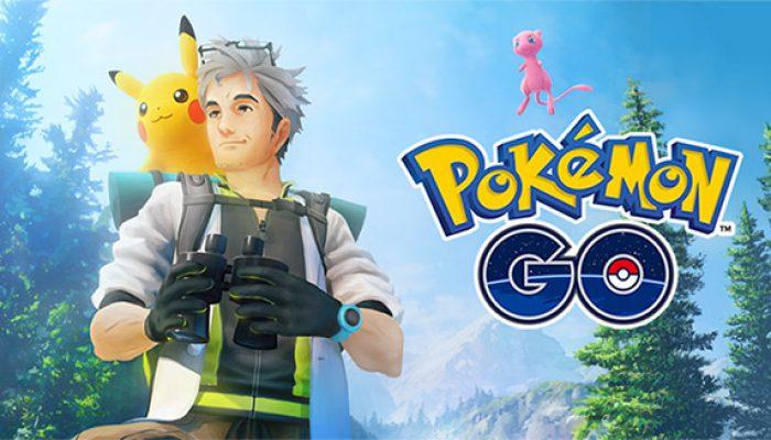 Pokémon: 'Research Mew in Pokémon Go!'