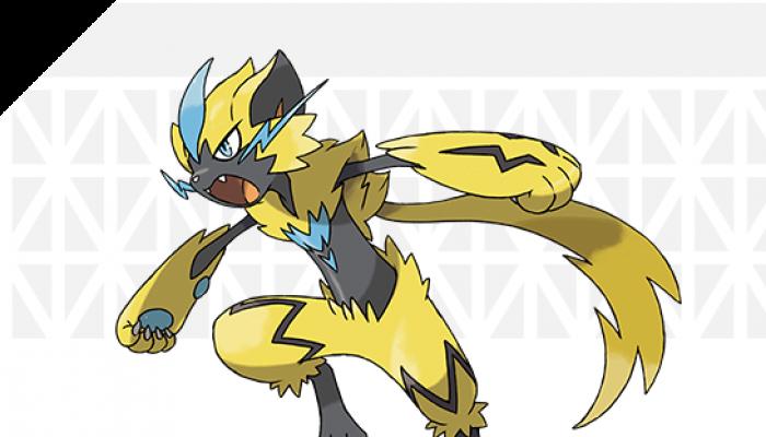 Pokémon Ultra Sun & Ultra Moon – Zeraora
