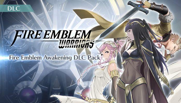 NoA: 'The third DLC Pack for Fire Emblem Warriors'
