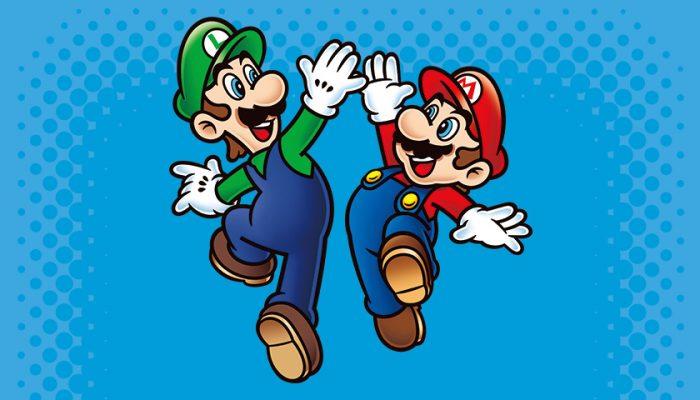 NoA: 'Play nice! Nintendo celebrates National Siblings Day'
