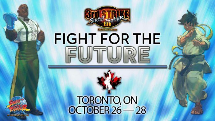 Street Fighter 30th Anniversary Tournament Series