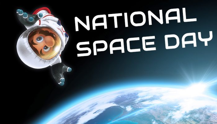 NoA: 'Celebrate National Space Day with some stellar games'