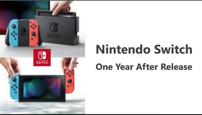 Nintendo FY3/2018 Financial Results Briefing Presentation